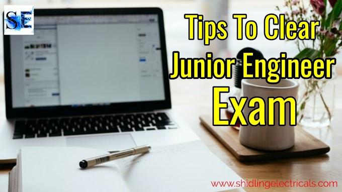 How To Crack Junior Engineer(JE) Exam in 2020