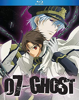 07 Ghost Complete Series Bluray