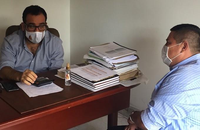 Así fue el primer acercamiento entre el nuevo gerente del Imdri y DEPORTES TOLIMA