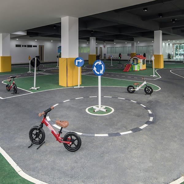 Inilah Fasilitas Safety Riding Terbesar di Asia Tenggara