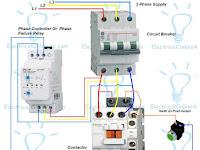 3 Phase Motor Wiring Diagram