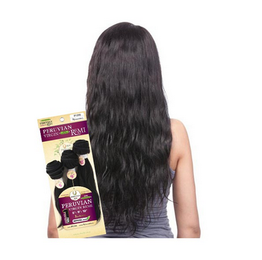 tissage peruvian virgin natural wave new born free péruviens