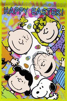 Reportages Buona Pasqua Dai Peanuts