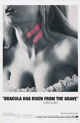 Dracula vuelve de la tumba (1968) de Freddie Francis