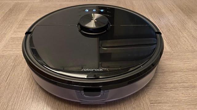 4. Roborock S6 Max V