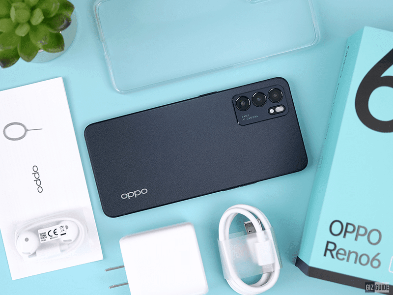 OPPO Reno6 5G is now available for PHP 26,999 and arrives in Globe's GPlan!
