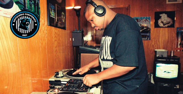 DJ Screw, a lenda do rap de Houston ganha uma série biográfica | All Screw Screw Up