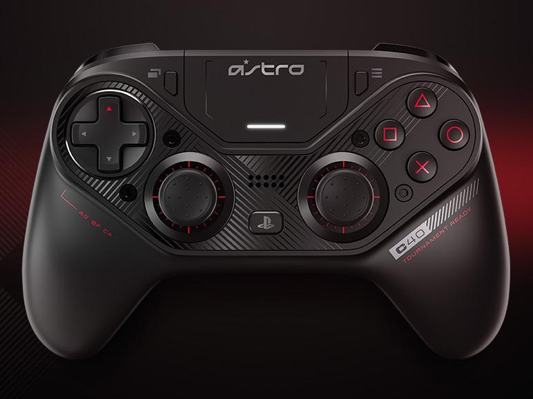 Gear Corner: Astro C40 TR Controller