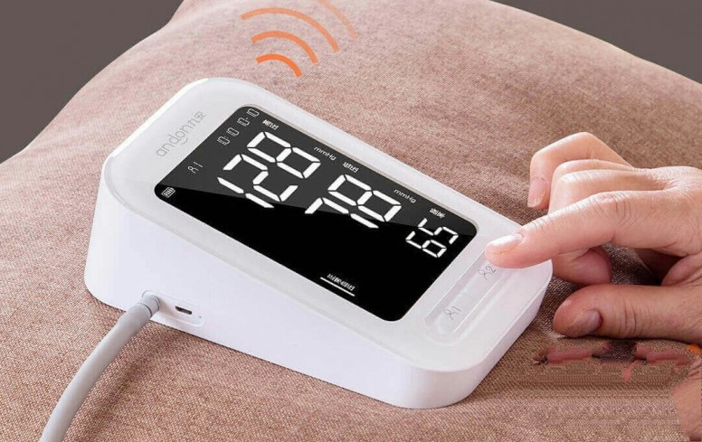xiaomi jiuan smart blood pressure monitor