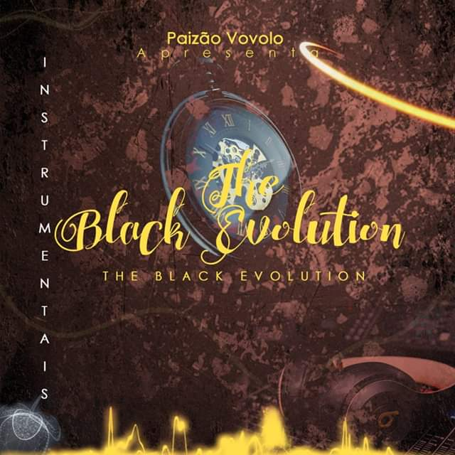 Paizão Vovolo - The Black Evolution (Beat Tape) [DOWNLOAD 2020]