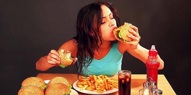 Makan Terlalu Banyak