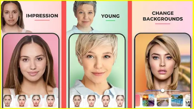 FaceApp: Best Face Editor, Makeover & Beauty App for Android and iPhone for Free