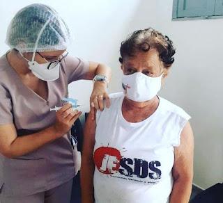 Veja como estar a vacinação no município de Itiruçu