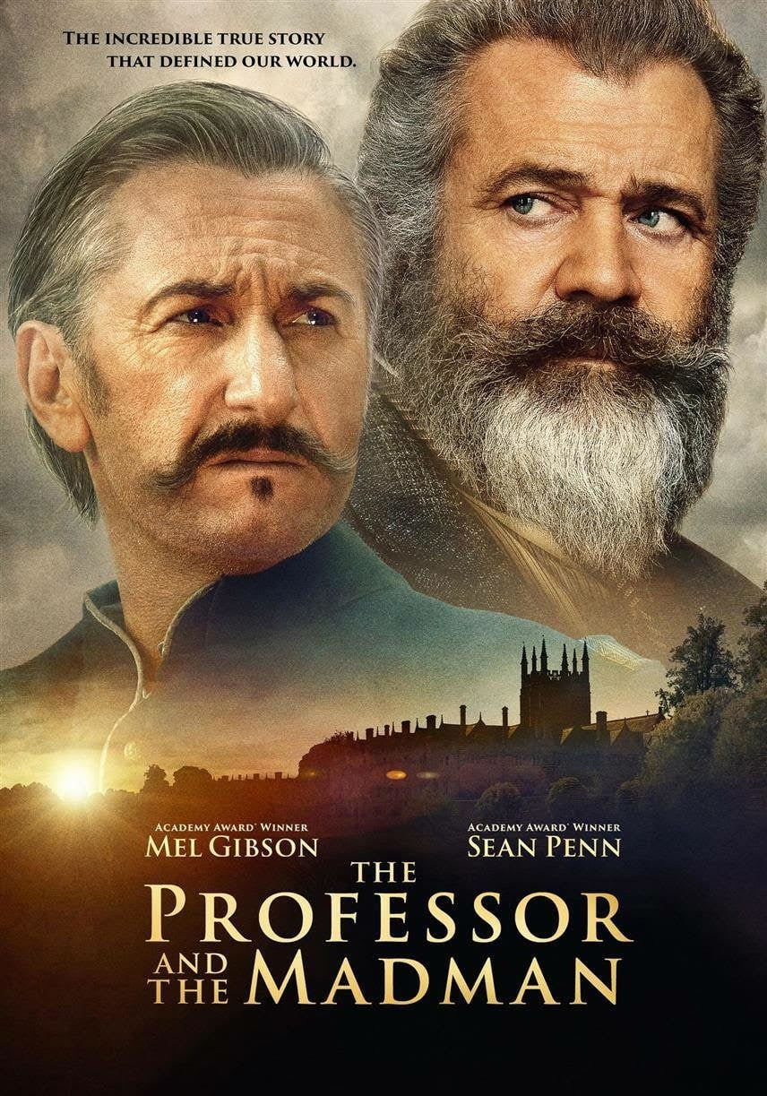 The Professor and the Madman [2019] [DVDR] [NTSC] [Latino]