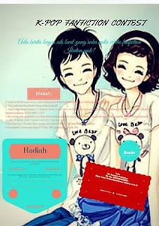 Lomba Menulis Cerpen FANFIC K-POP - beBOOK Publisher