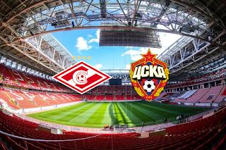 Спартак М – ЦСКА смотреть онлайн бесплатно 19 августа 2019 прямая трансляция в 20:00 МСК.