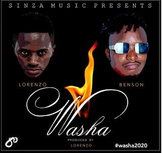 Download Audio |  Lorenzo Ft. Benson – WASHA. Mp3nload Audio |  Lorenzo Ft. Benson – WASHA. Mp3