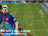 PES2017 -PRO EVOLUTION SOCCER- (Unreleased) APK  v0.9.0 2016