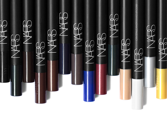 NARS High-Pigment Longwear Eyeliners Fall 2019 Photos