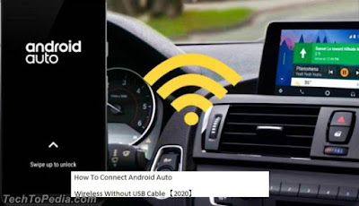 How To Connect Android Auto Wireless Without USB Cable 【2020】