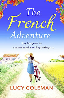 French Village Diaries excerpt The French Adventure Lucy Coleman Brook Cottage Books