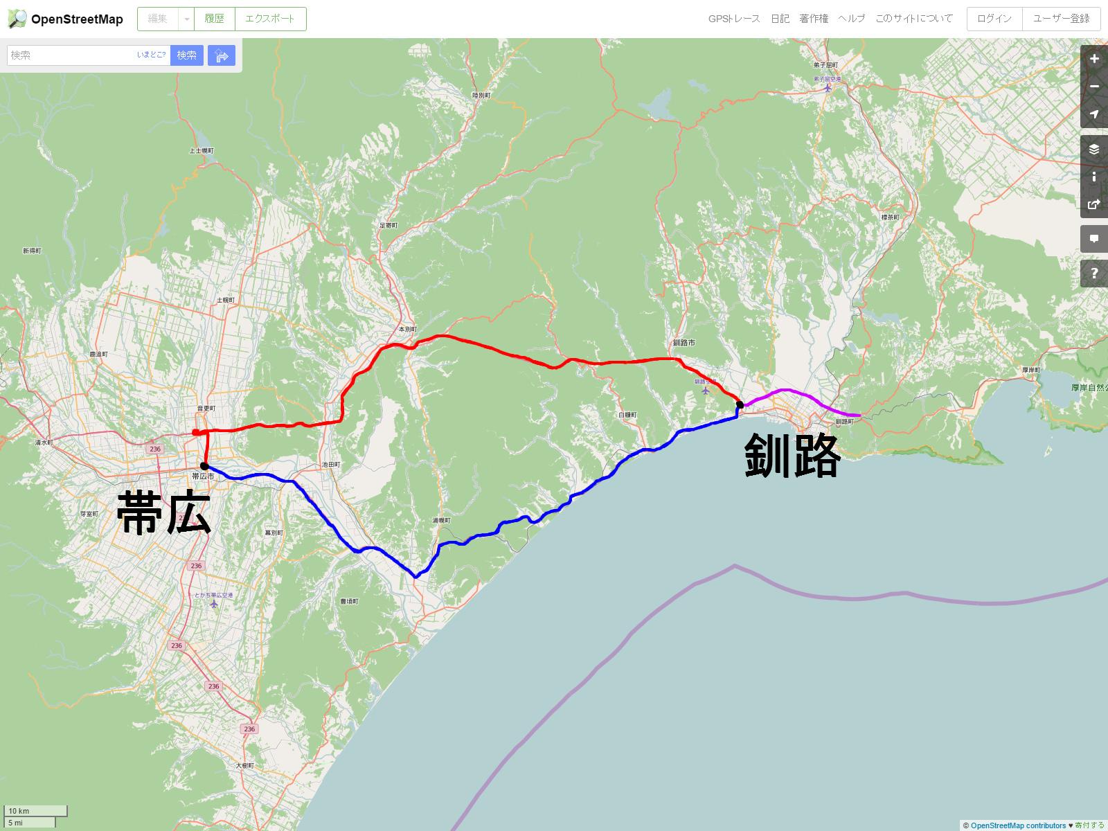 「釧路 帯広」の画像検索結果