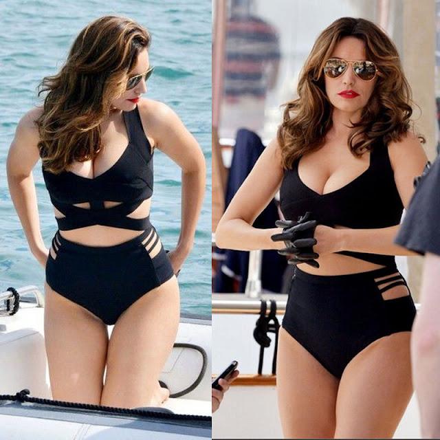 Ropa de playa para mujeres de talla grande