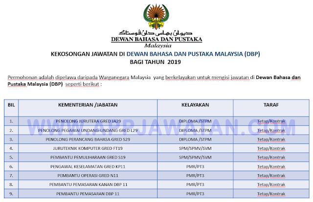 Dewan Bahasa dan Pustaka Malaysia (DBP)