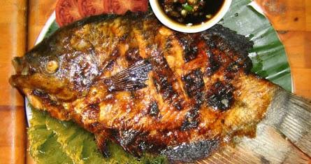 Resep Ikan Gurame Bakar Pedas - Resep Masakan 4