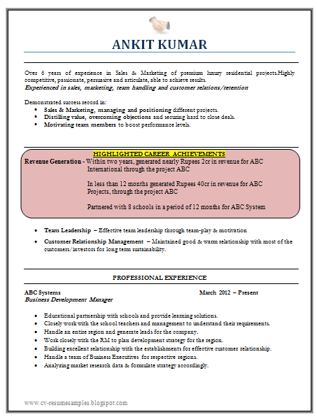 over 10000 cv and resume samples with free download 4 mba resume