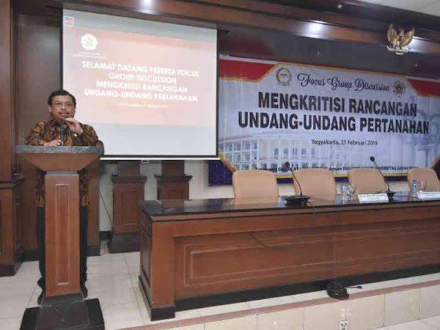 Herman Khaeron Nilai UU Pokok Agraria 1960 Tak Akomodir Perubahan