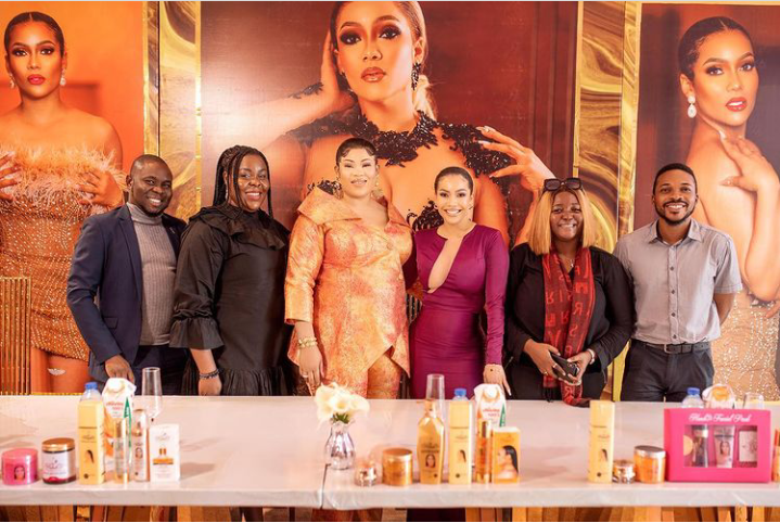 BBNaija: Maria bags her first endorsement deal, check out the brand that signed her (Pictures)