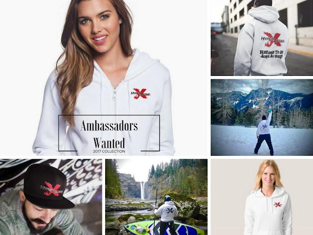 ExtraHyperActive Brand Ambassadors