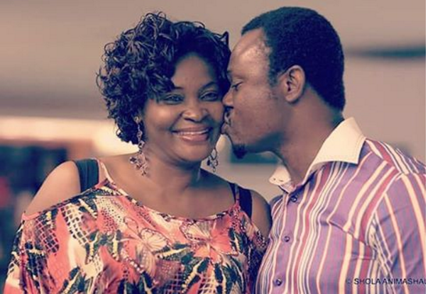 COSON DIRECTOR, EFE OMOROGBE CELEBRATES WIFE AS THEY MARK 15TH WEDDING ANNIVERSARY