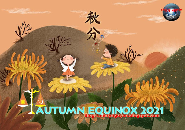 Autumm Equinox 2021   Lập thu năm 2021