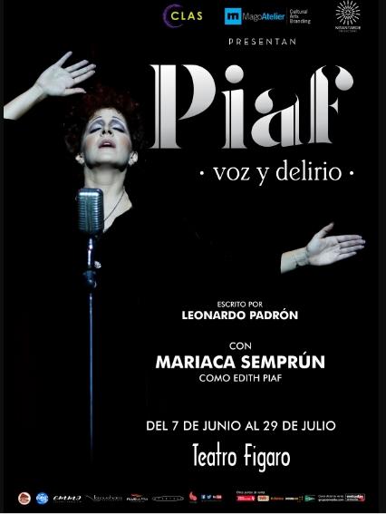 PIAF, VOZ Y DELIRIO: LA VIE EN ROSE EN MADRID