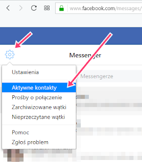 Jak wyłączyć aktywność na Facebooku?