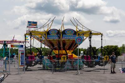 Pocono Race Weekend Free Carnival