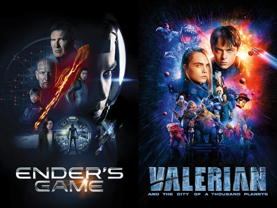 Talk Without Rhythm Episode 475 Ender S Game 2013 And Valerian And The City Of A Thousand Planets 2017