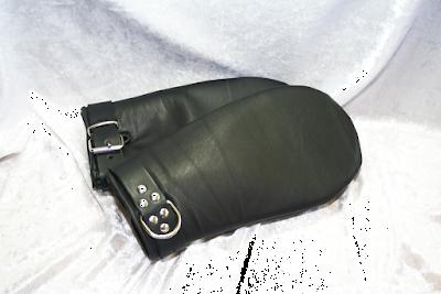 SlingKing Lederhandsack - Fesselhandschuh