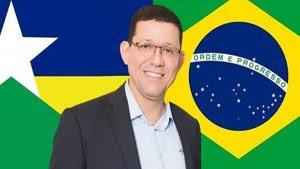 Coronel Marcos Rocha, candidato ao Governo de Rondônia cumpre agenda em Nova Mamoré, neste sábado