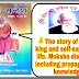 S09, (ख) Story of greedy king and self-supporting life. बाबा देवी साहब के संस्मरण