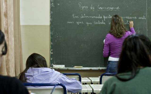 Bahia abre mais de 2 mil vagas de processo seletivo para professor