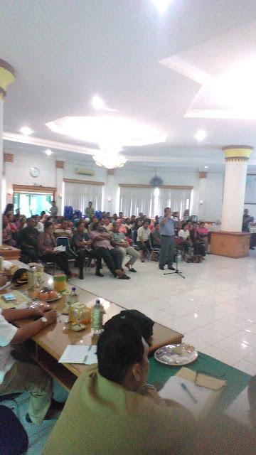 Rapat Mediasi Antara PTPN II Dengan Masyarakat Penggarap Belum Menemukan Kesepakatan