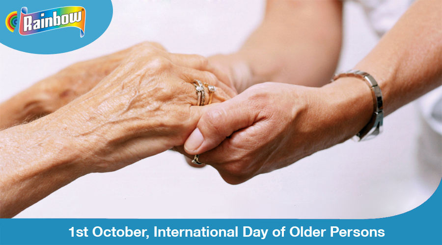 International Day of Older Persons Wishes Pics