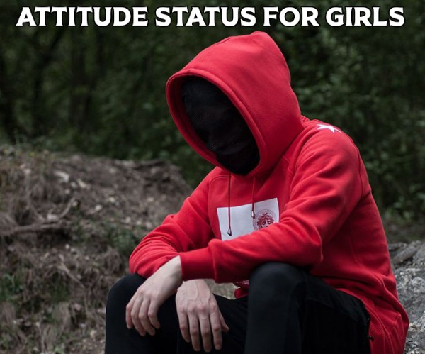 Attitude status for Girls