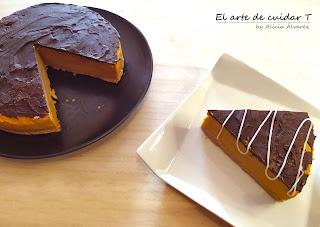 Sin gluten ni lactosa, Tarta de Halloween, Tartas especiales, Tartas sin gluten ni lactosa