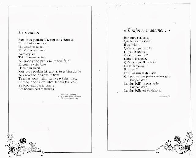 manuels anciens  renault  laurent  100 po u00e8mes pour les