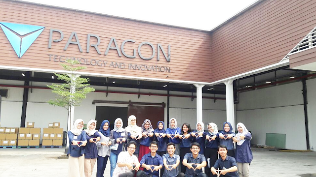 Lowongan Kerja Operator Produksi dan Cleaning Service PT Paragon Technology and Innovation Tangerang