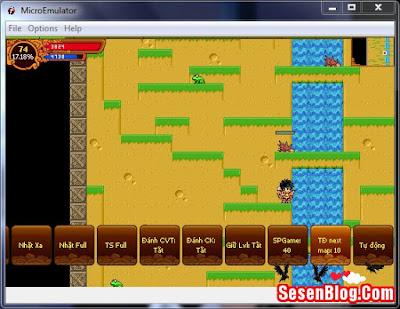 Ninja 148 PK Âm Thêm Cài Map, Tọa Độ Đầy Đủ Server Cả World